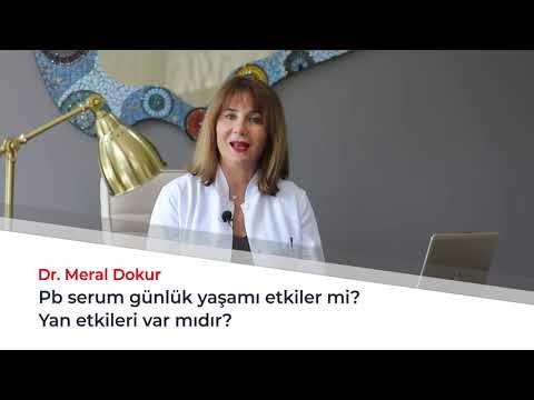 Pb serum günlük yaşamı etkiler mi? Dr. Meral Dokur